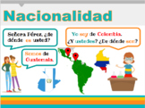 ULTIMATE Teaching Slides: Spanish 1 Subject Pronouns, Ser, Nationality