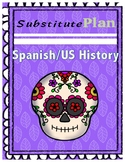 Spanish 1 Subsitute plan (US history)
