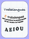 Spanish 1 Trabalenguas