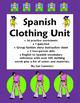Spanish 1 and 2 Curricula Growing Bundle