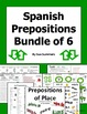 Spanish 1 and 2 Curricula Growing Bundle