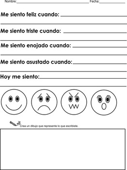 Spanish! 15 Different Early Writing Activities for Early Writers.
