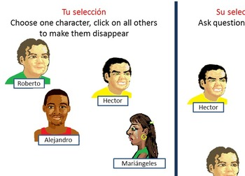 Spanish 1s practice Interpersonal mode and description in