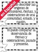 "Spanish 1st Grade TEKS ""Yo Puedo"" Statements Bundle- All 4 Core Subjects"