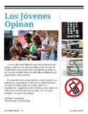 Spanish 2+ (14)Tech & Social Media Reading, Writing, & Communication Activities