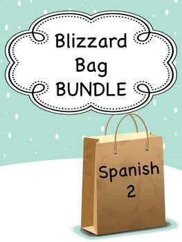 Spanish 2 Blizzard Bag Bundle