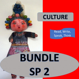 SPANISH 2 CULTURE BUNDLE - 14 INTERDISCIPLINARY UNITS