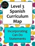 Spanish 3 Curriculum Map