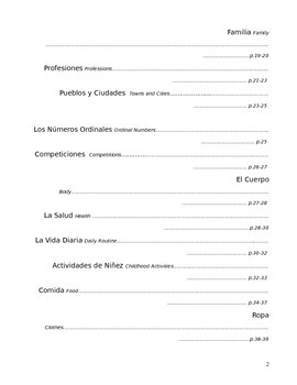 Spanish 2 Dictionary