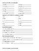 Spanish 2: Irregular Preterite Spelling Practice