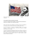 Spanish 2 + Martin Luther King Reading Comprehension