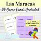 Spanish Preterite Tense Regular Verbs Maracas Activity