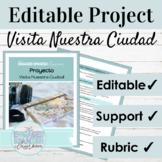 Spanish City Advertisement Project