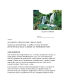Spanish 2 Reading Comprehension    Un Romance en Costa Rica