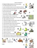 Spanish 2 Realidades Intro to 3A Vocab