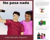 Spanish 2+ Short Story 'No pasa nada' + Activities Social Media