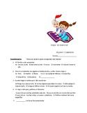 Spanish 2 Survey and Speaking Activity -   Travel Vocabulary Emphasized