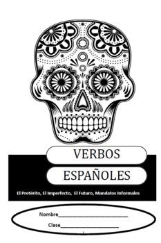 Spanish 2 Verb Conjugation Book