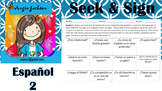 Spanish 2 - seek & find