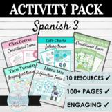 Spanish 3 Activity Sample Pack