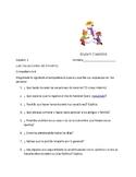 Spanish 3   BEFORE Winter break  - Partner Interview and P