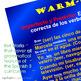Spanish 3 Bell Work Bundle - 77 Comprehensive Grammar PowerPoints!!