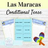 Spanish Conditional Tense Maracas Activity