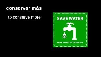 Spanish 3 Environment PowerPoint