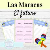 Spanish Future Tense Maracas Activity