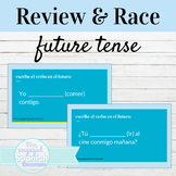 Spanish Future Tense Guided Notes and Writing Activity