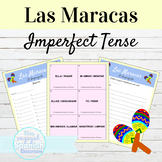 Spanish Imperfect Tense Maracas Activity
