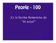 Avancemos 3 Lección Preliminar Jeopardy-Style Review Game