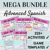 Advanced Spanish Curriculum BUNDLE