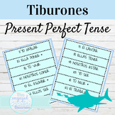 Spanish Present Perfect Tiburones Game