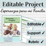Spanish Mini-Project: Entre Familia