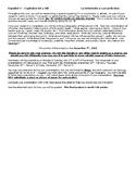 Spanish 3 - Realidades 2 6A & 6B Biography Project