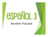 Spanish 3 Review Packet