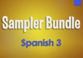 Spanish 3 Sampler Bundle