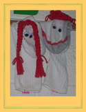 Spanish 3 Sock Puppet Project (Expresate 3, Chapter 3) - Conflict and Resolution
