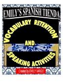 Spanish 3 Verbal Preparation End year