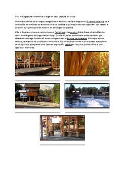 Spanish 3 or 4 - Authentic Resource about Patagonia, Argentina