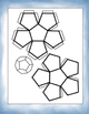 Spanish 3D Geometrical Shapes to Assembly / Fig. Geometric