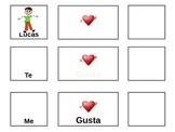 Spanish 3rd Person Singular Practice