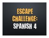 Spanish 4 Escape Challenge