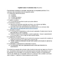 Spanish 4: Resume Writing in Spanish