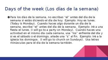 Spanish 4: Ser vs. Estar