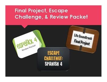 Spanish 4 Spring Survival Kit