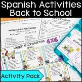 Spanish Getting to Know You | Llegar a Conocernos