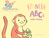 Spanish ABC Letter Tracing
