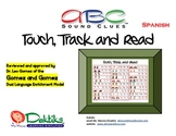 Spanish ABC Sound Clues Touch, Track and Read